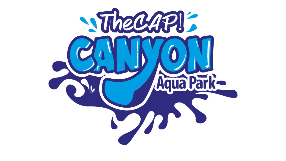 The CAP! Canyon Aqua Park Logo