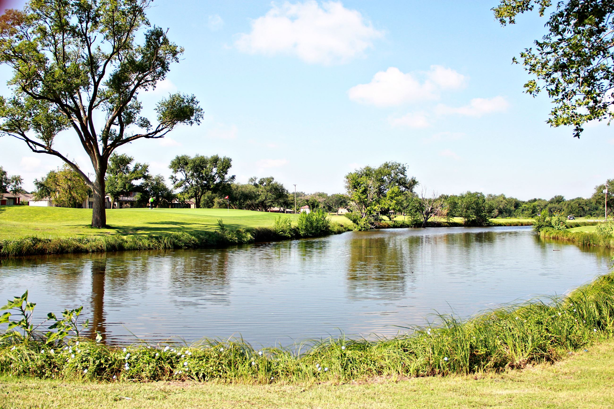 PDC Golf course creek